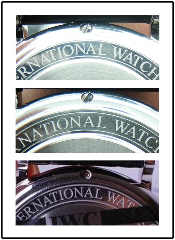 IWC Portofino copie
