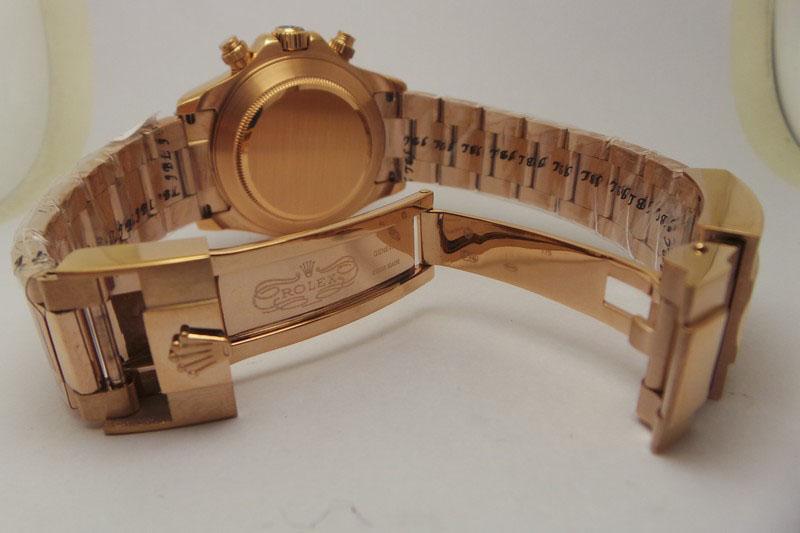 replique Rolex Daytona clasp montres