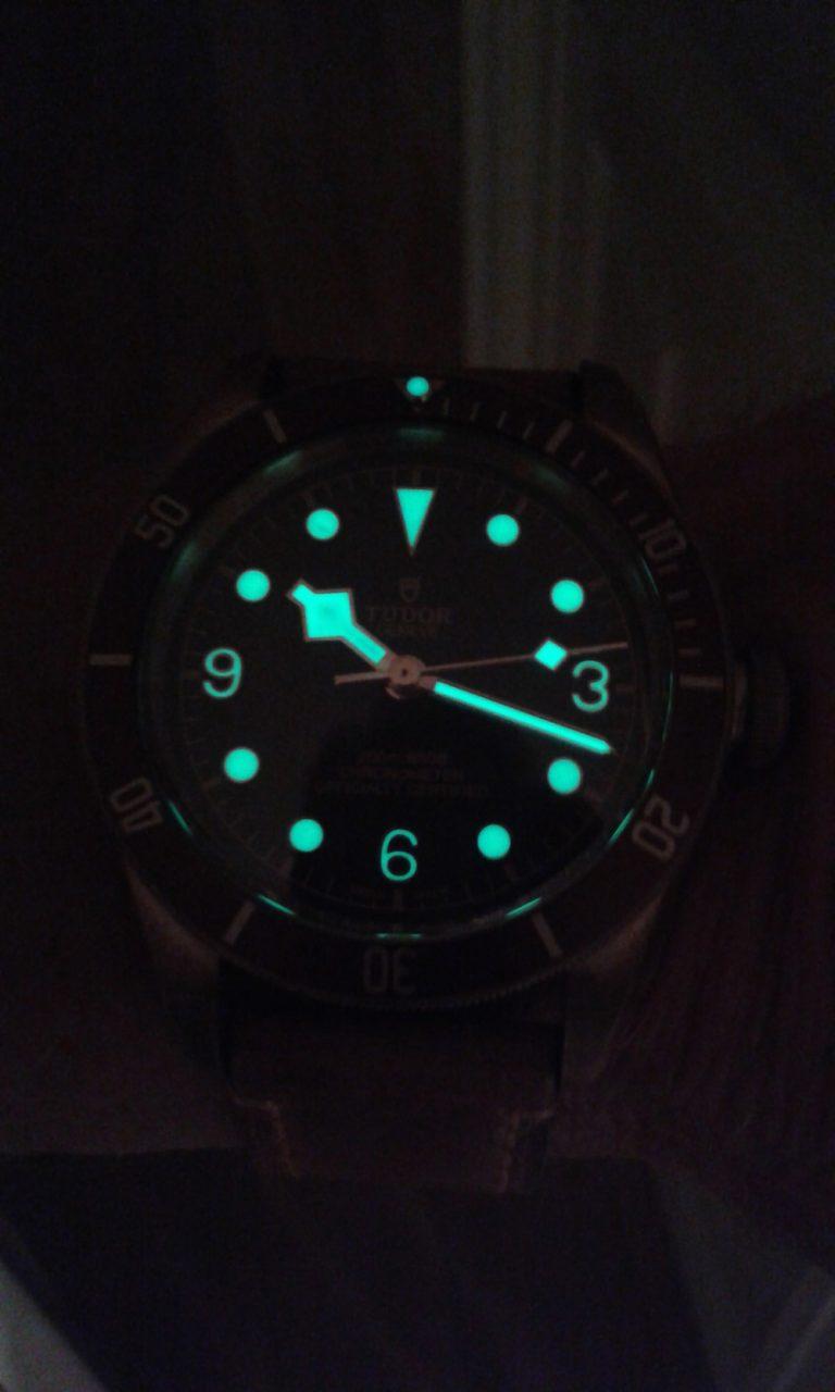 réplique de montre Tudor